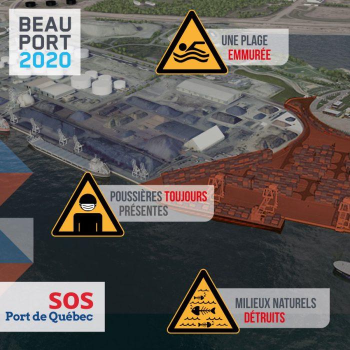 Sos Port de Québec