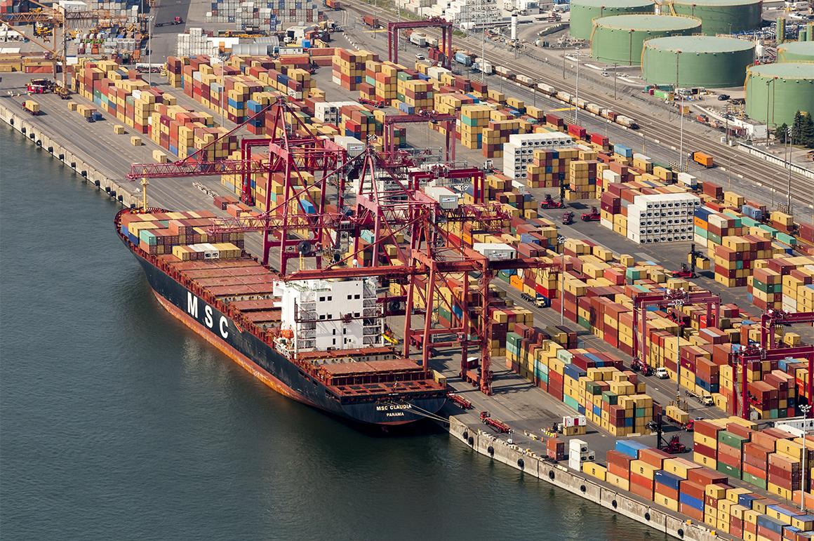 Communiqué :  Entente pour le Port de Montréal à Contrecœur  - Une course aux subventions aux dépens du Saint-Laurent et de la biodiversité
