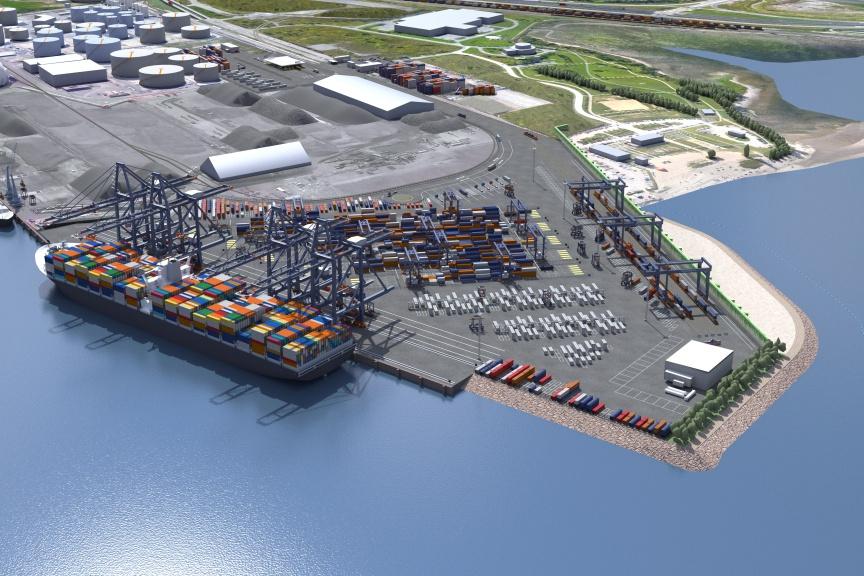 Communiqué - Pas d'autorisation ni de financement public pour Laurentia, demande SOS Port de Québec