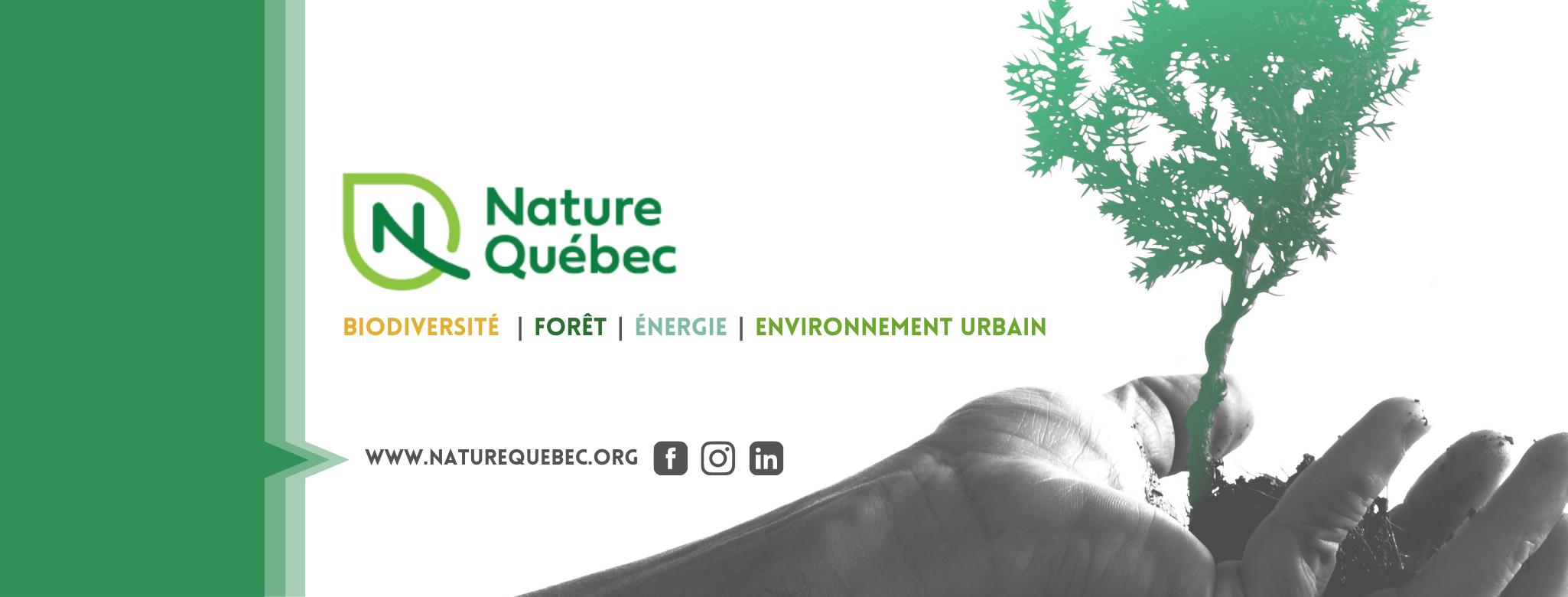 Photo couverture de la page de la communauté Nature Québec