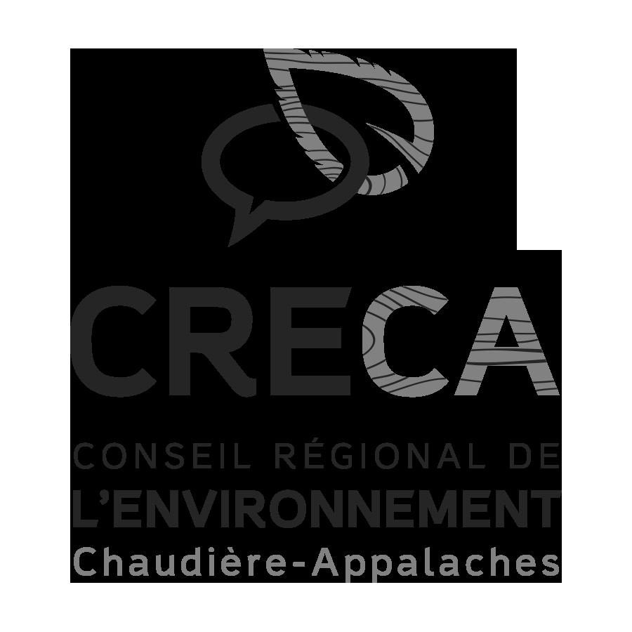 logo du conseil régional de l'environnement chaudière-appalaches