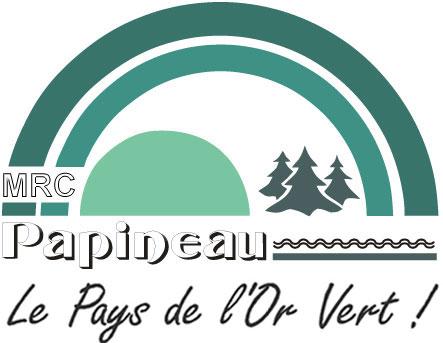 logo de la MRC de Papineau