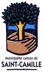 logo de la municipalité de Saint-Camille