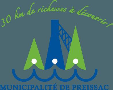 logo de la municipalité de preissac